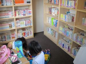 渡波地区図書館2